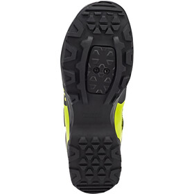 Giro Berm 19 Schoenen Heren, black/citron green